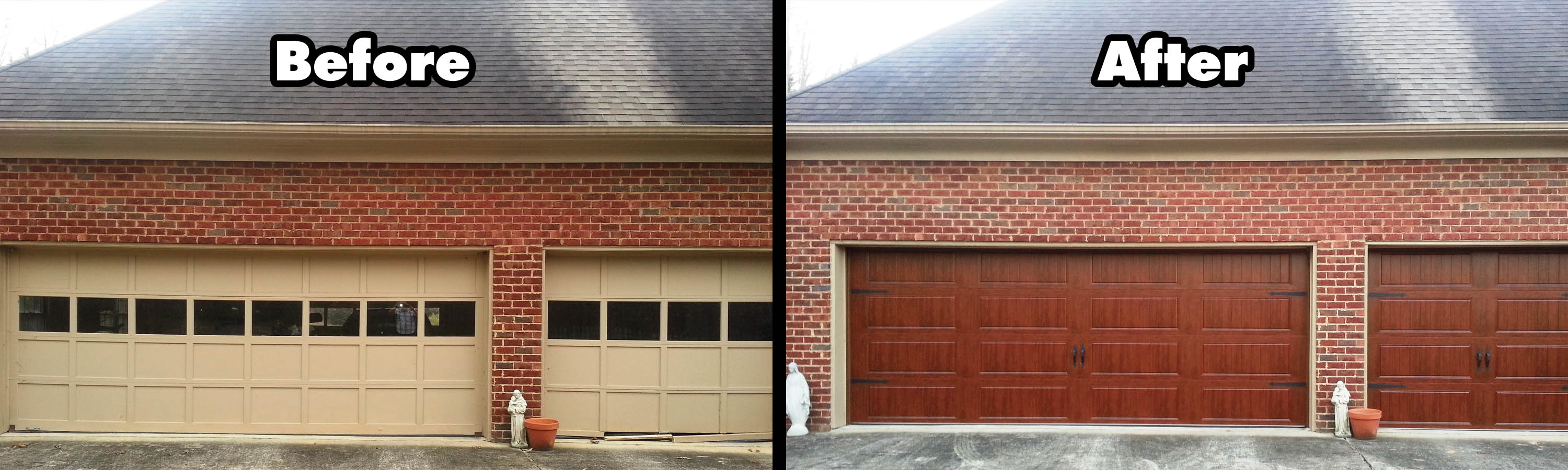 Garage doors gallery prestige garage door services serving 3 rubansaba